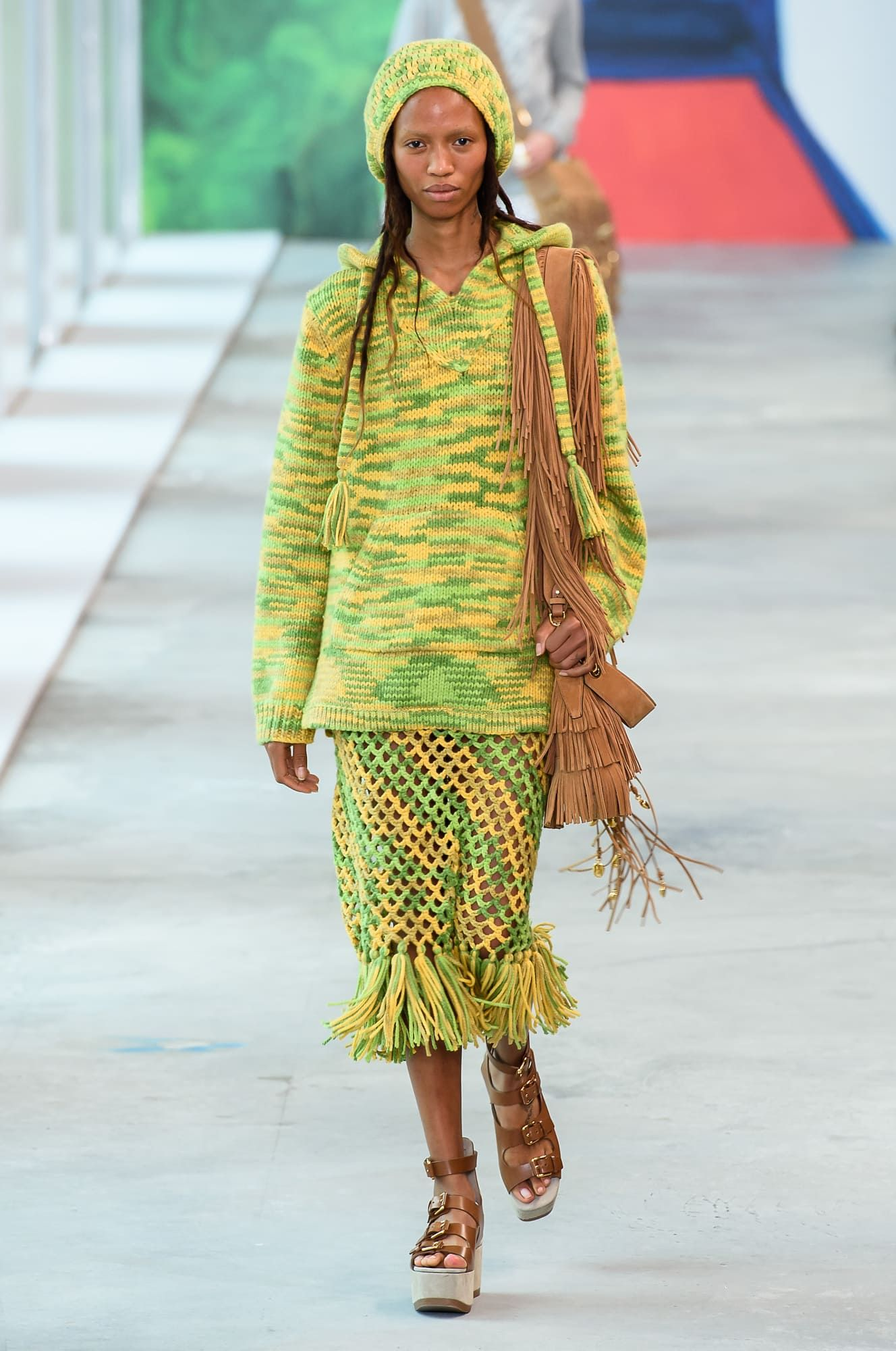 6a8b1a81ecc Michael Kors | CROCHET | 9 BREAKOUT TRENDS FROM NEW YORK FASHION WEEK  SPRING 2019