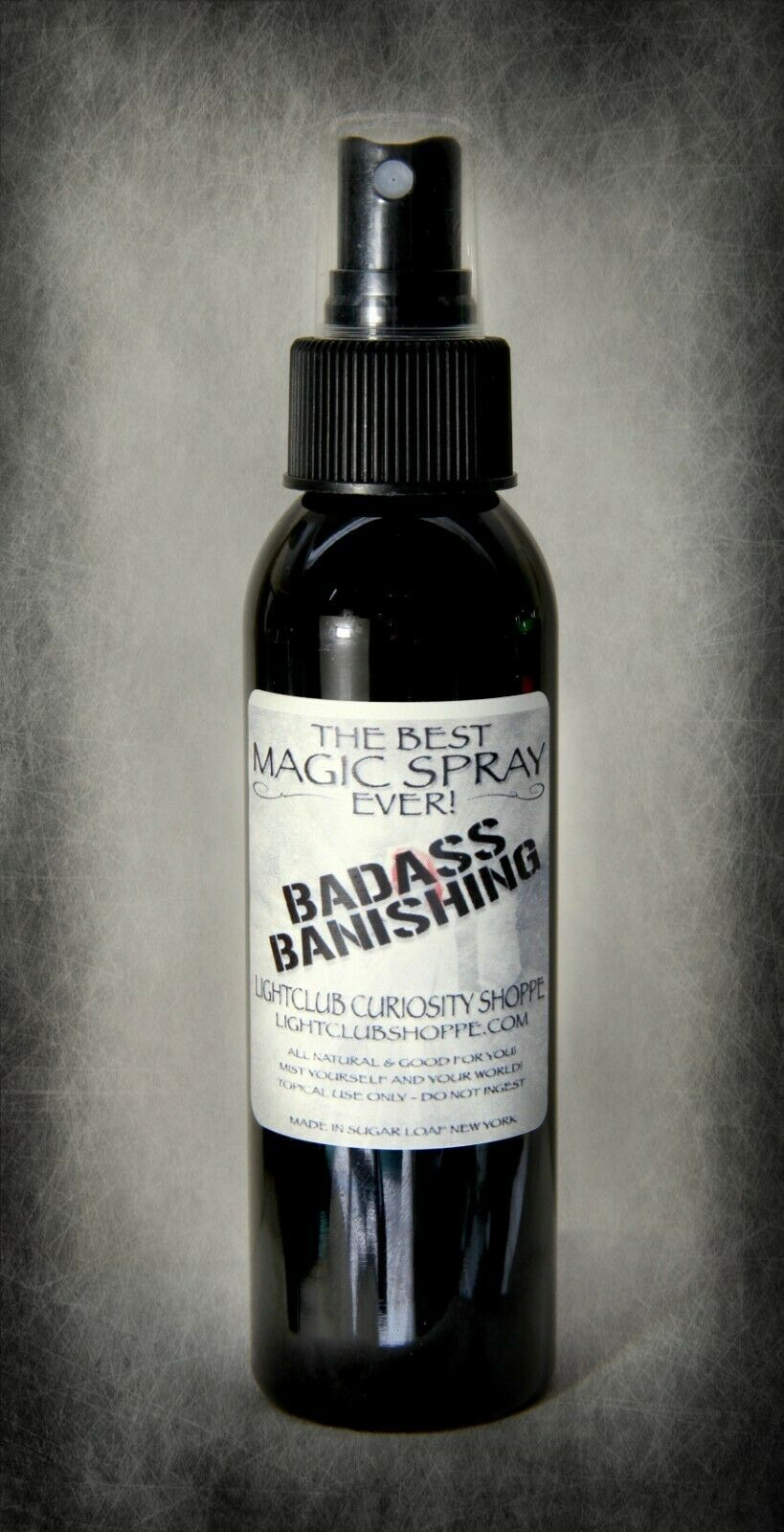 The Best Magic Spray Ever Wiccan Spell Spray Badass Banishing  PROTECTION  AVOIDANCE  END DRAMA The Best Magic Spray Ever