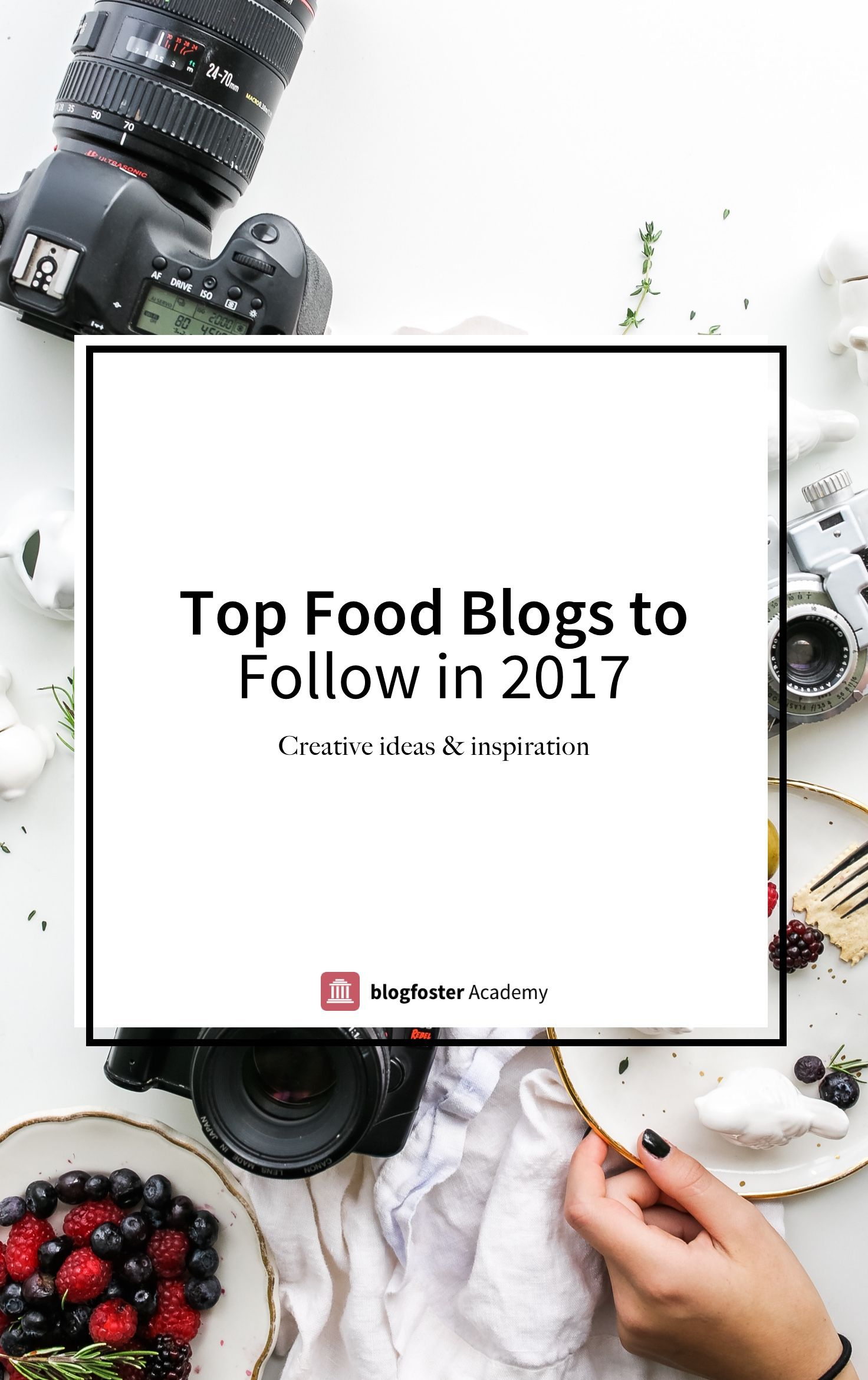 Food bloggers are great at getting us excited about new recipes and restaurant recommendations. Here are our favourite food blogs of 2017...