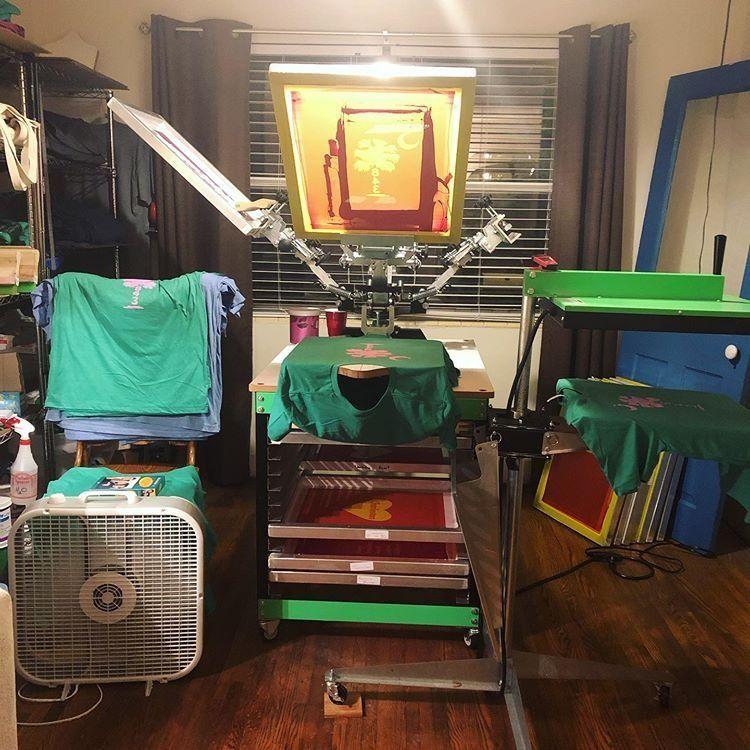 ryonet diy screen printing kit
