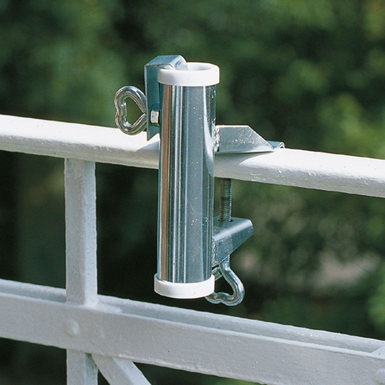 Doppler Balkonklammer Balkon Sonnenschirmhalter Sonnenschirm 25 bis 32 mm NEU