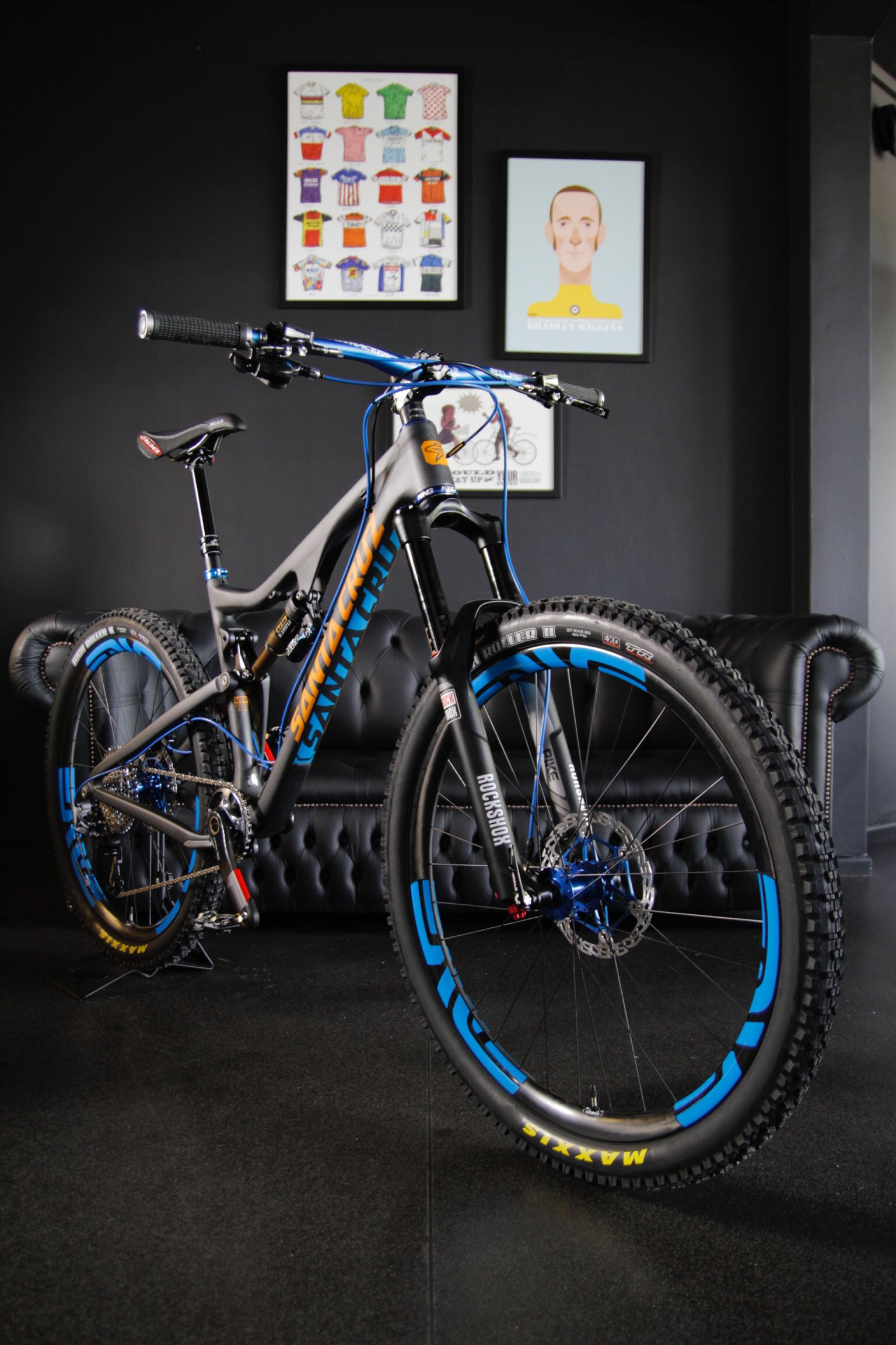 Sexiest AM/enduro bike thread. Don\'t post your bike. Rules on first ...