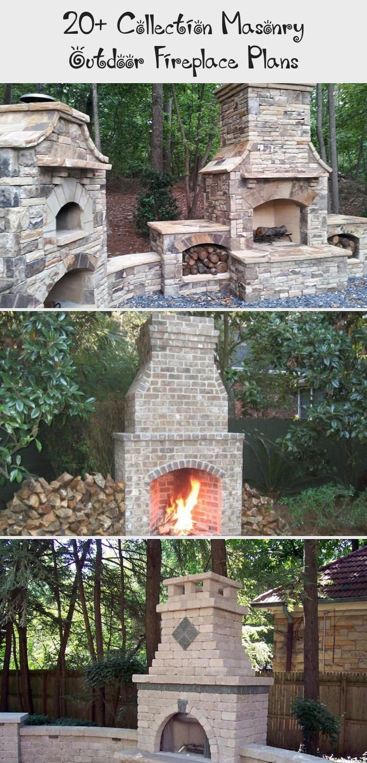 20 Collection Masonry Outdoor Fireplace Plans Masonry Outdoor Fireplace Plans Outdoorkitchenideas Outd Outdoor Fireplace Plans Outdoor Fireplace Outdoor