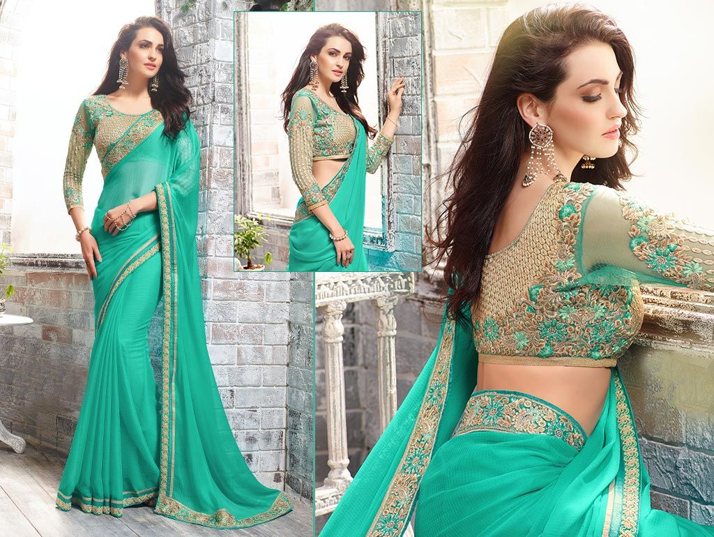 Buy Designer and party wear saree online at best prices | Indian ...