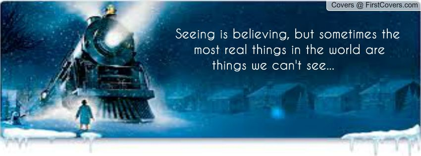 Polar Express Quotes Interesting Polar Express Quotes Google Search 48DaysofSignature