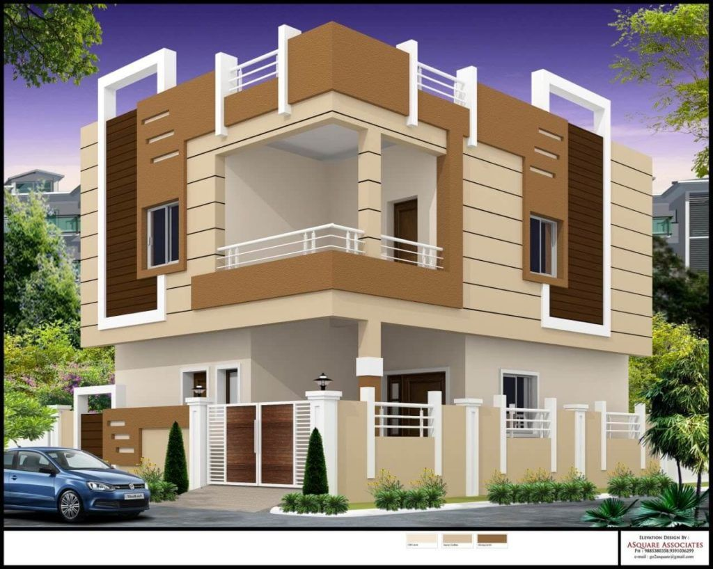 independent house for sale (With images) Facade house