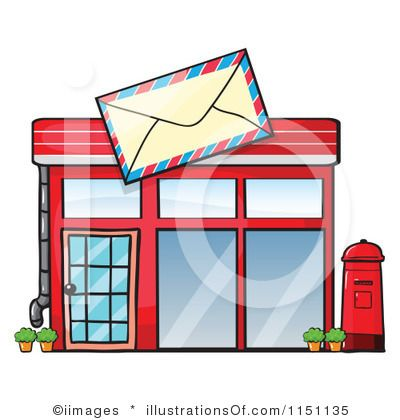 24+ Post office clipart free info