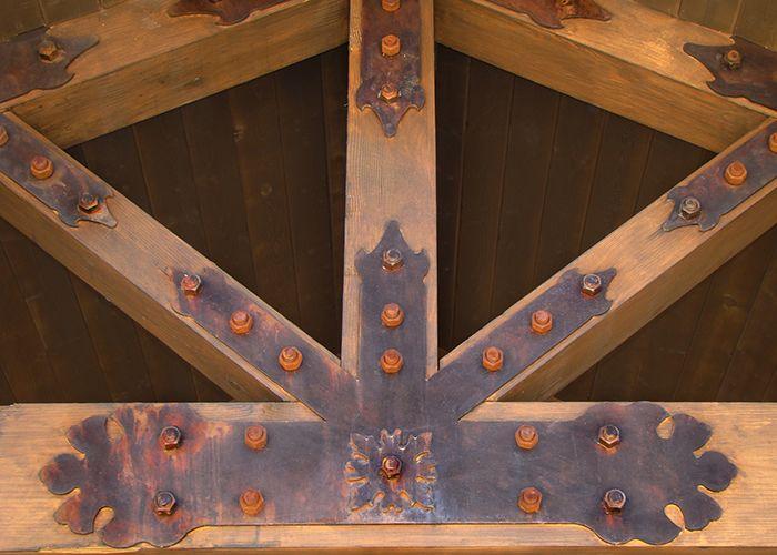 Decorative Trusses Perfect 16 Decorative Truss Plates
