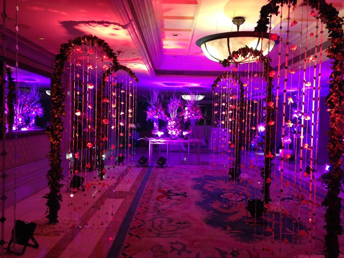 Wedding stage decoration delhi  Latest Indian Decor Photos  Wedmegood  marigold decor  Pinterest