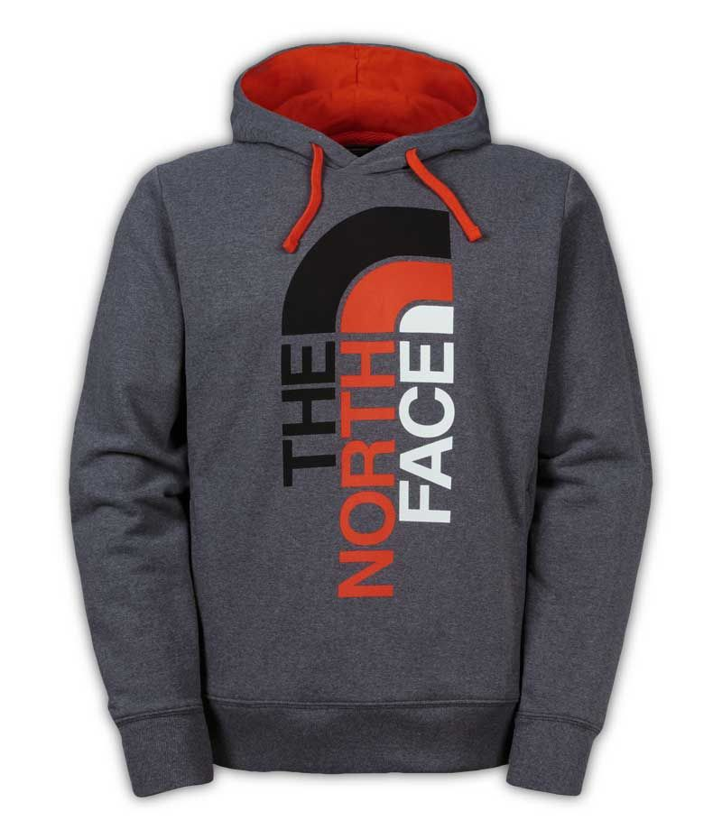 ba61ad920 The North Face Trivert Pullover Hoodie for Men in Asphalt Grey | The ...