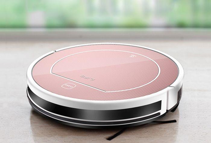 ILIFE V7s Plus Smart Robotic Vacuum Cleaner