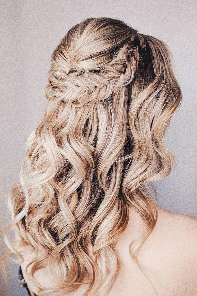 Wedding Hairstyles 2020 2021 Fantastic Hair Ideas Elegant Hairstyles Curly Hair Styles Hair Styles