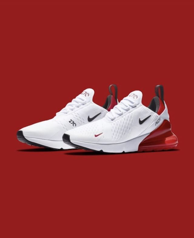the latest 91ad8 4ba42 Nike Air Max 270 University Red nike airmax airmax270 nikeairmax  nikeairmax270 everysize