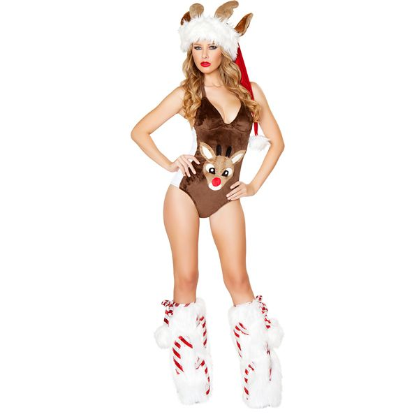 Disfraz navideños sexy | Disfraces Super Sexy Chicas | Pinterest