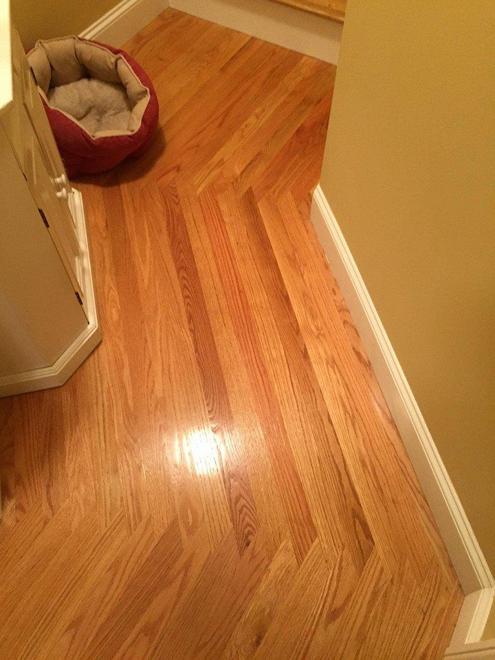 Wood Direction Change In Hallway Wood Floors In 2019