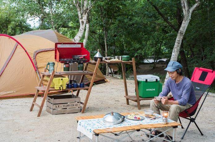 使い勝手バツグンなキッチンスタンドをdiy 図面 工具 ノウハウ公開 キャンプ用キッチン キャンプ用テーブル キャンプ テーブル Diy