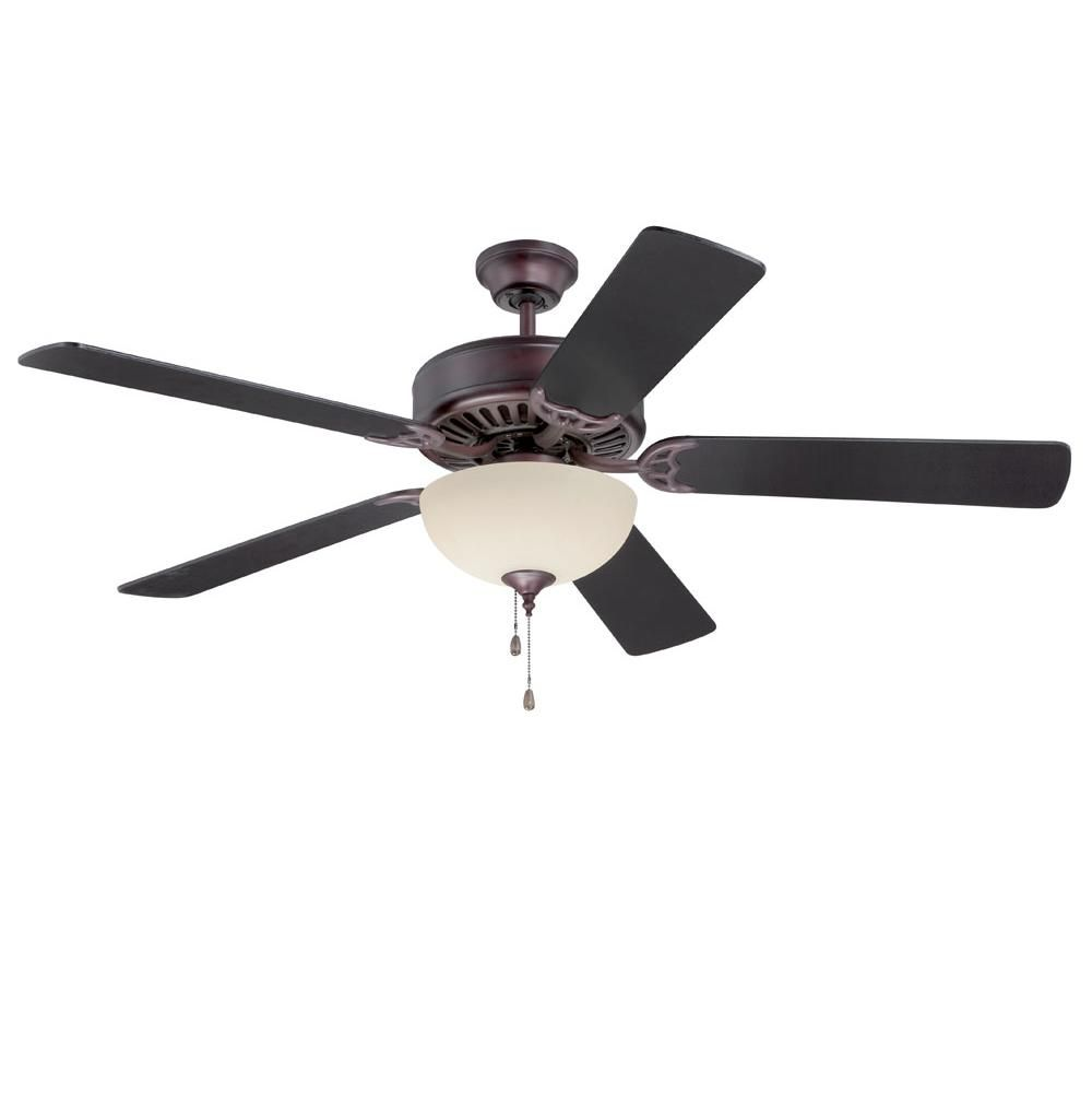 Craftmade Ellington Fans E202ob 52 Ceiling Fan With Blades Sold Separately Ceiling Fan Ceiling Fan With Light Ceiling Fan Light Kit