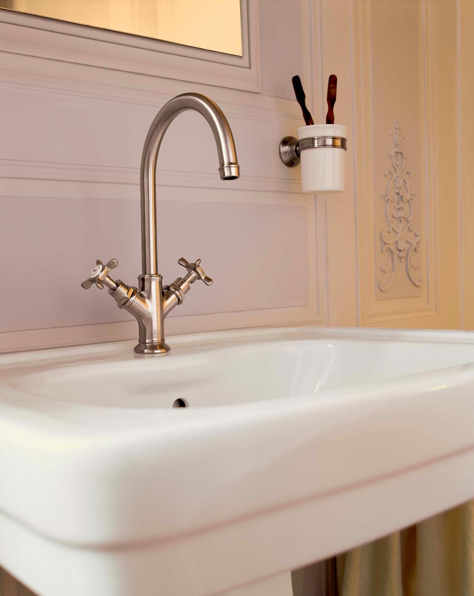 Axor Montreux Basin Mixer | Master Bath | Pinterest | Basin mixer ...
