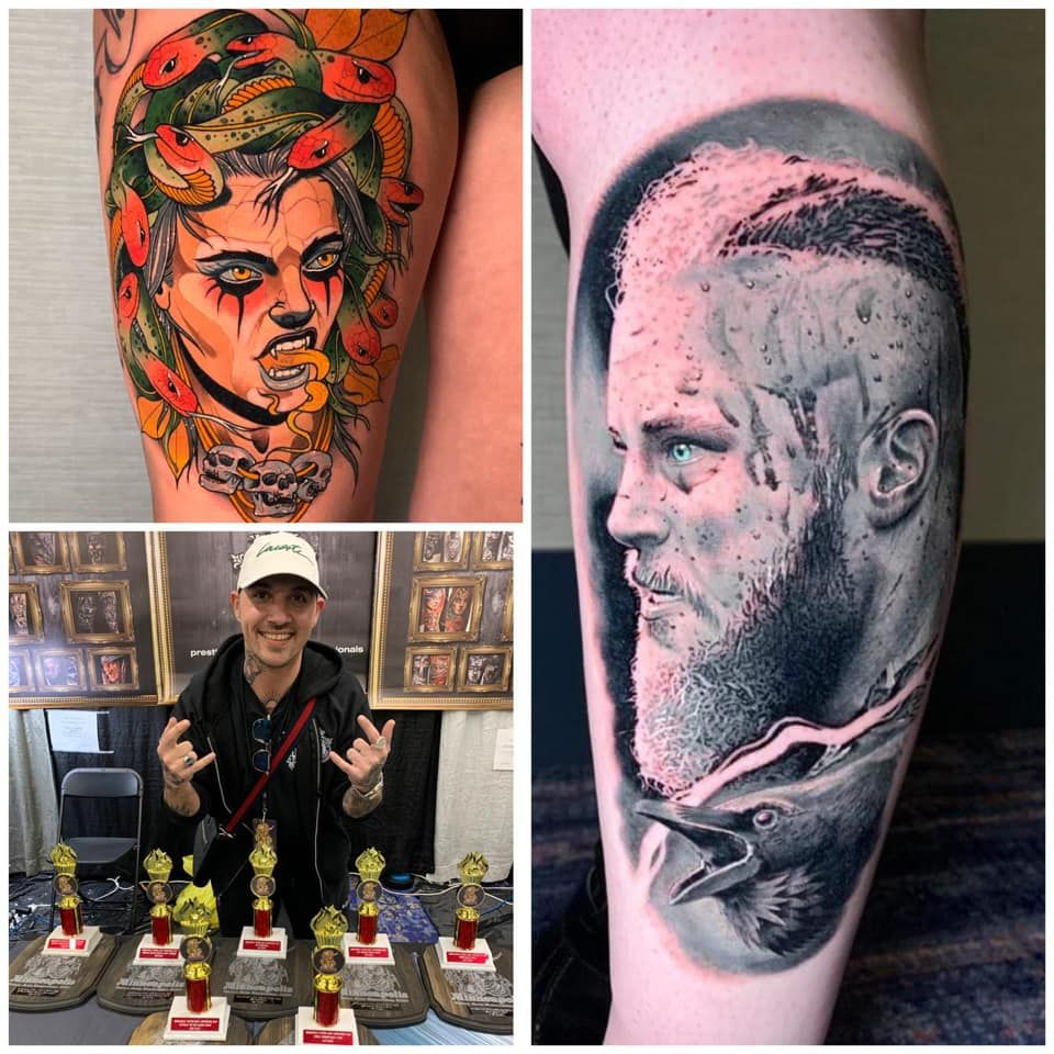 Award winning tattoos by nelson limited availability