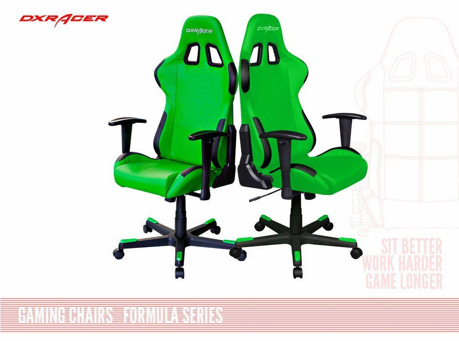Http Www Bonanza Com Listings Dxracer Fd99en Desk Chair Sports Computer Chair Furniture Chair Game Chair Green 34 Green Chair Indie Game Dev Game Development