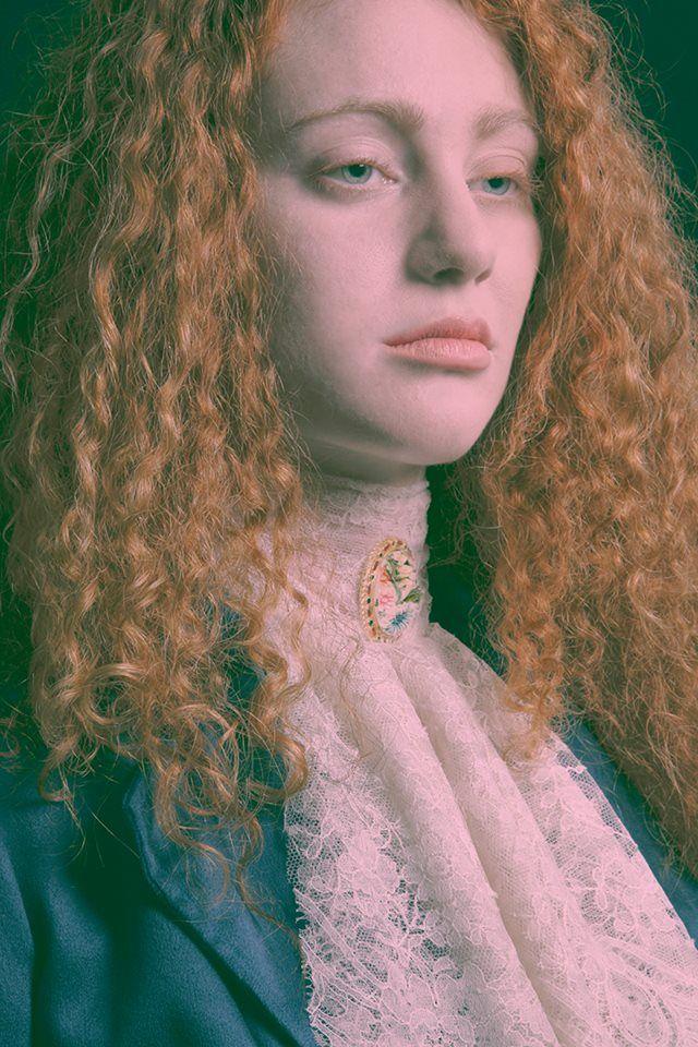 """Le Temps Seul"" — Photographer: Javier Cortina Model: Evora"