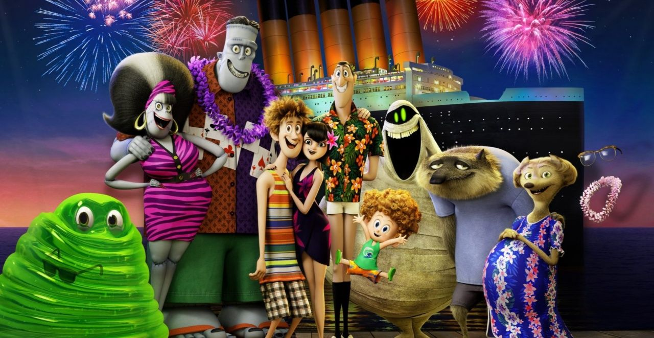 Popular Movie Franchise Hotel Transylvania Is Coming To