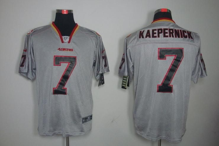innovative design 7d52b 4efe2 Men 7 Colin Kaepernick Jersey Football San Francisco 49ers ...