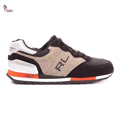 BASKET SLATON POLO RALPH LAUREN - Chaussures polo ralph lauren  ( Partner-Link) cb1ada68b4e