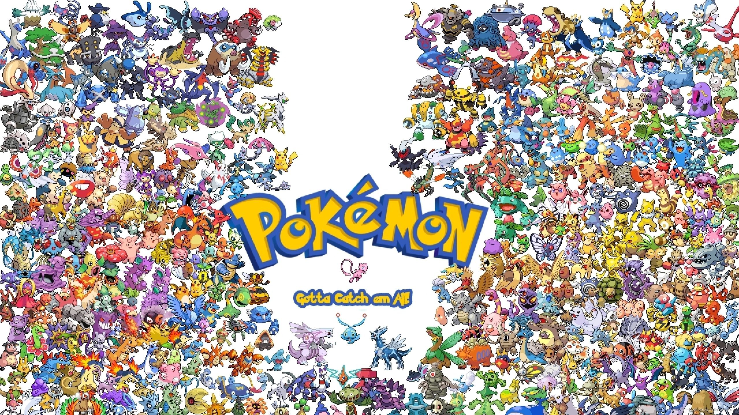 Legendary Pokemon Wallpapers
