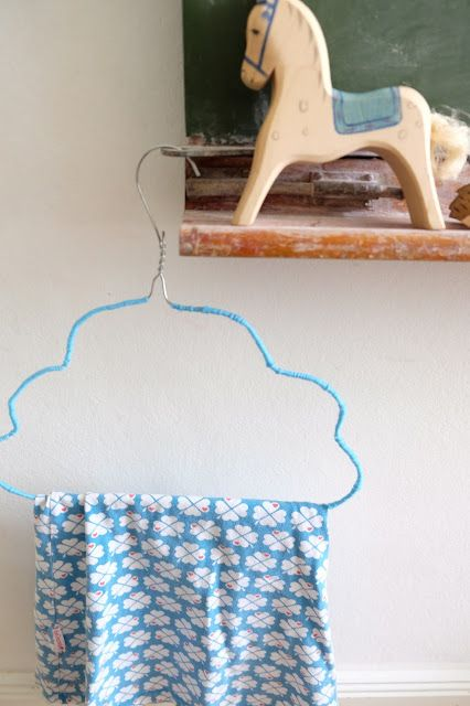 Hej Hanse: Wolken-Drahtbügel | Wolken | Pinterest | Drahtbügel ...