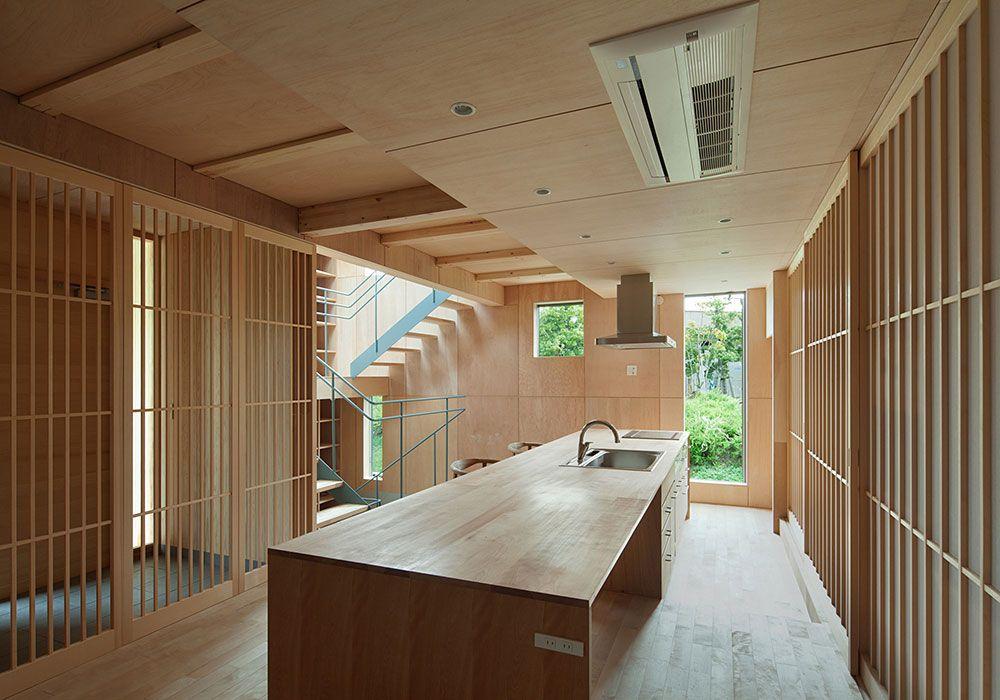 Japanese Inspired Kitchens Focused On Minimalism Modern Japanese Kitchen Japanese Interior Japanese Interior Design