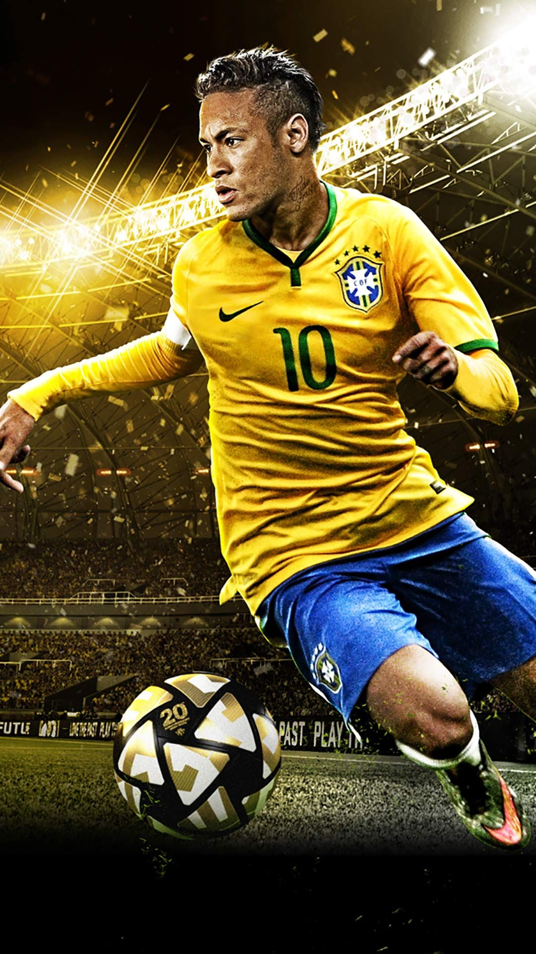 Neyma Jr Pes 16 android iphone wallpaper mobile background