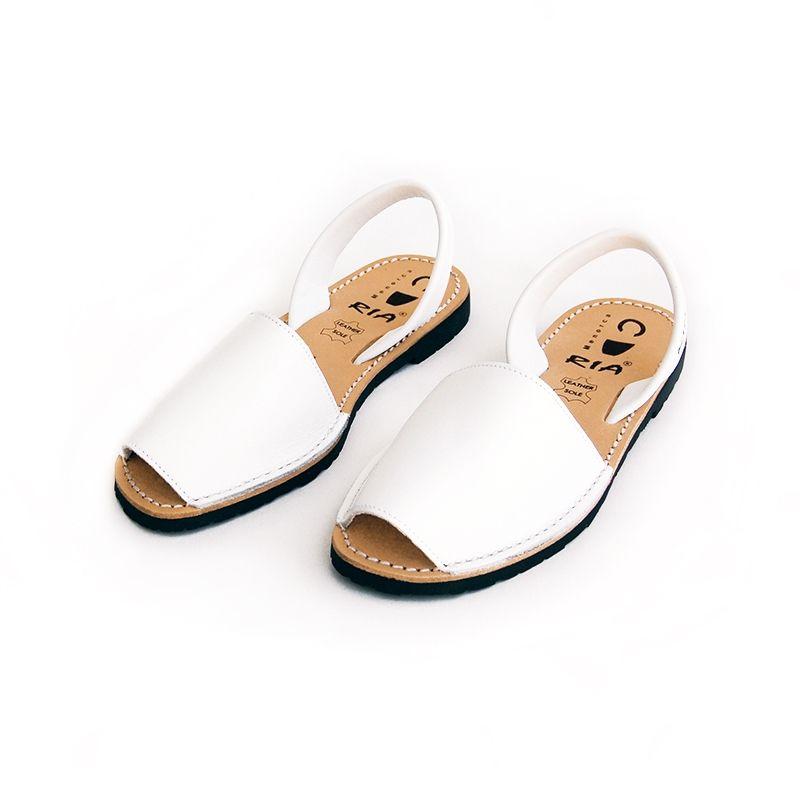 5f5cd210e4c Morell Avarcas sandals in white