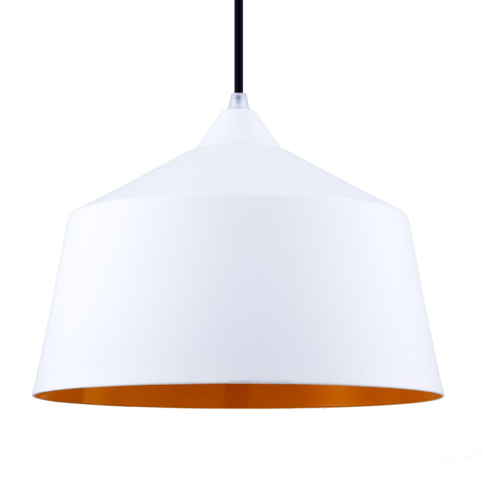 Portia pendant light in white small dotandbo lighting