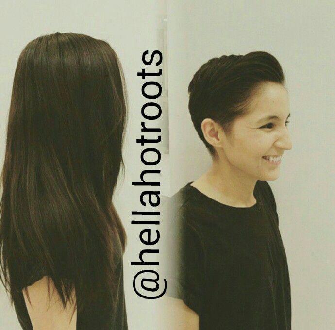Haircut to donate to #locksoflove !♡♢