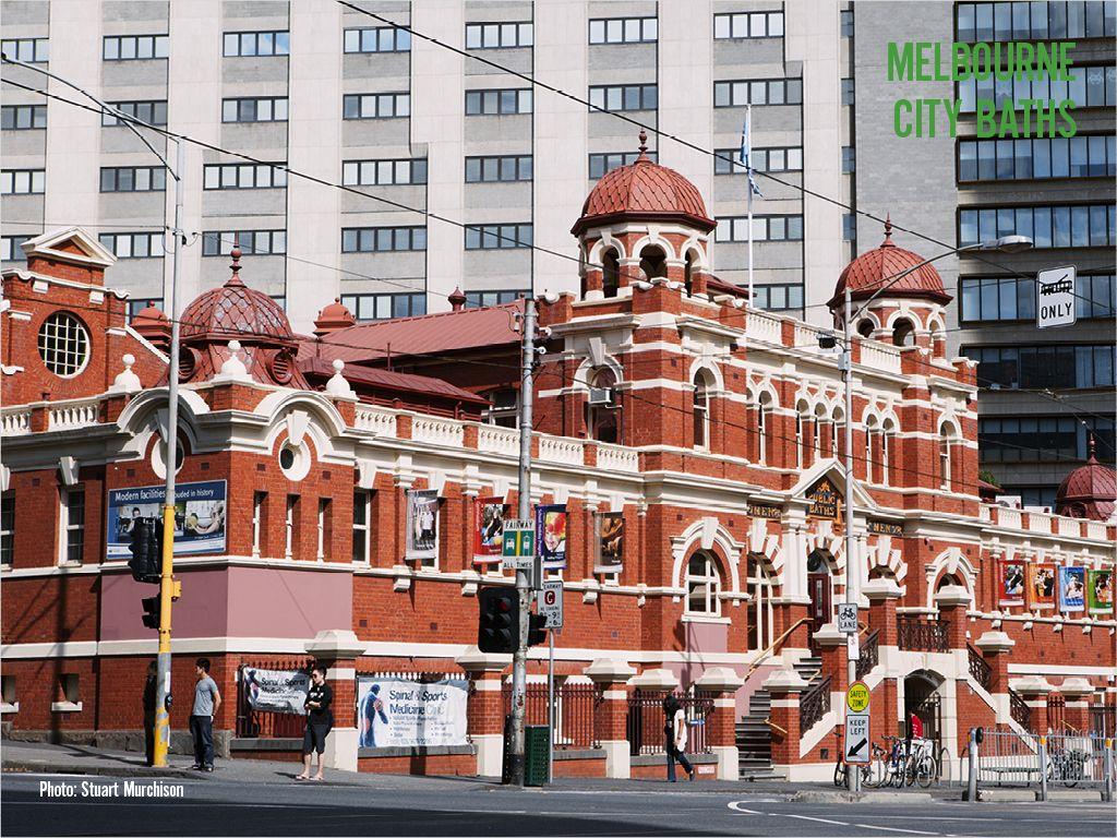 Melbourne City Baths Open House Melbourne 2014 July 26 27 Melbourne Melbourne Australia Whats Open
