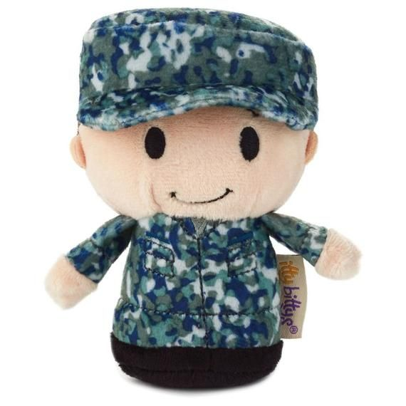itty bittys Camo US Navy, Air Force, Army, Marines, Coast Guard, National Guard, Military, Basic, Deployment, personalize, stuffed #boydollsincamo