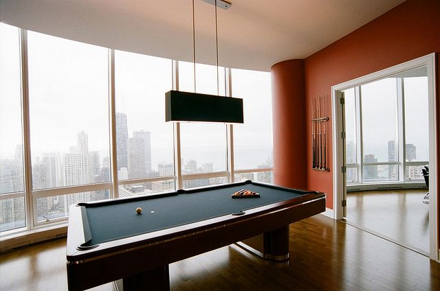 Downtown chicago penthouse pool table pool table penthouses and pool table installation in chicago downtown chicago penthouse pool table downtown chicago penthouse by keyboard keysfo Image collections