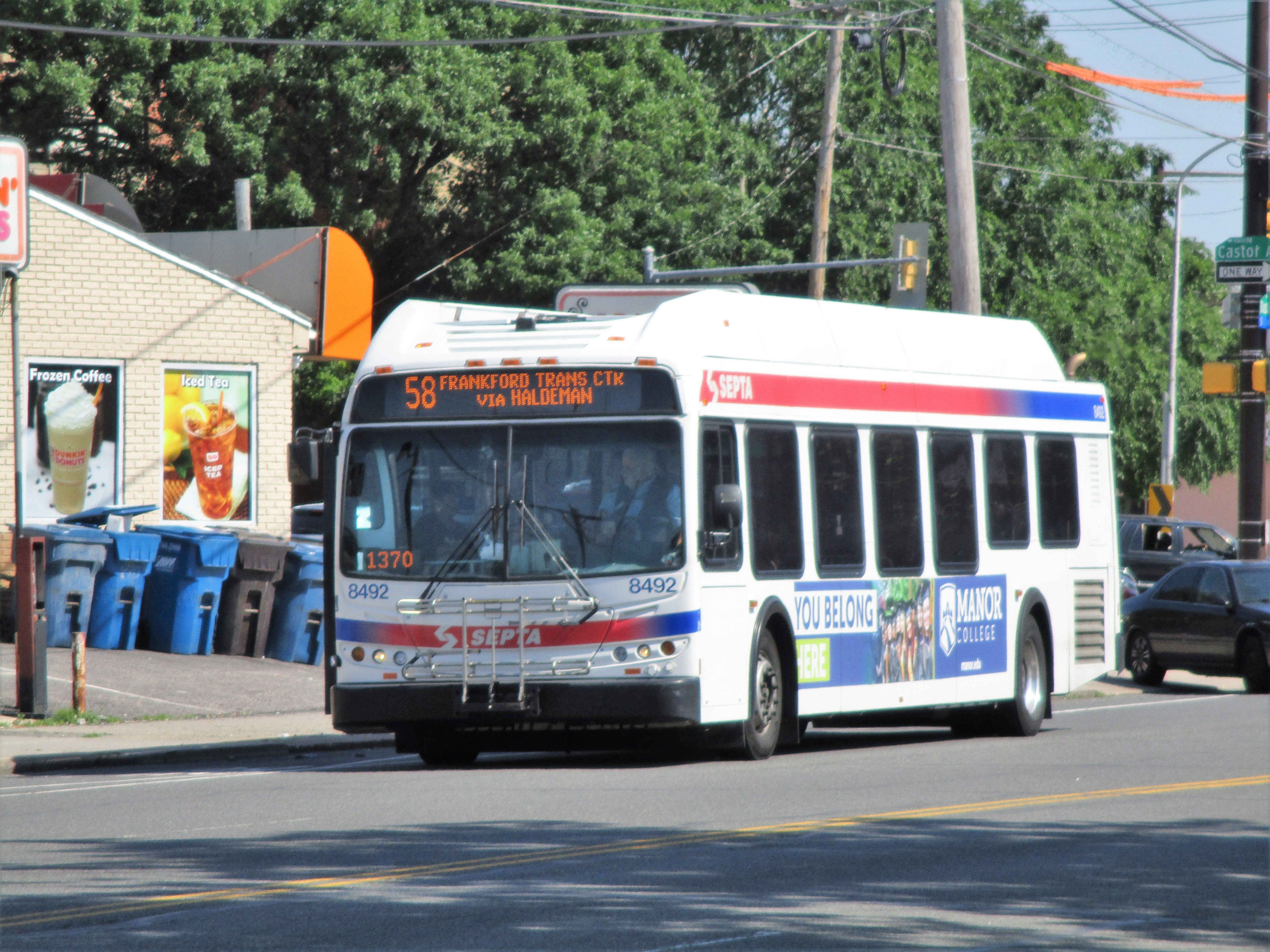 58 bus schedule septa sunday - the best bus