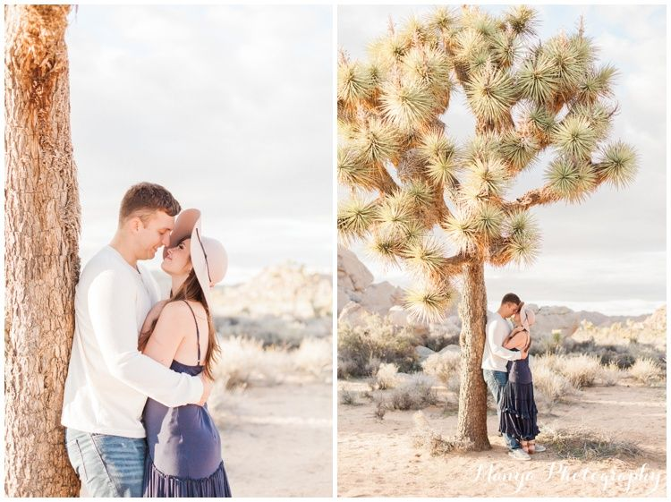 Engagement: Tyler   Sarah | Joshua Tree | Orange County Wedding Photographer