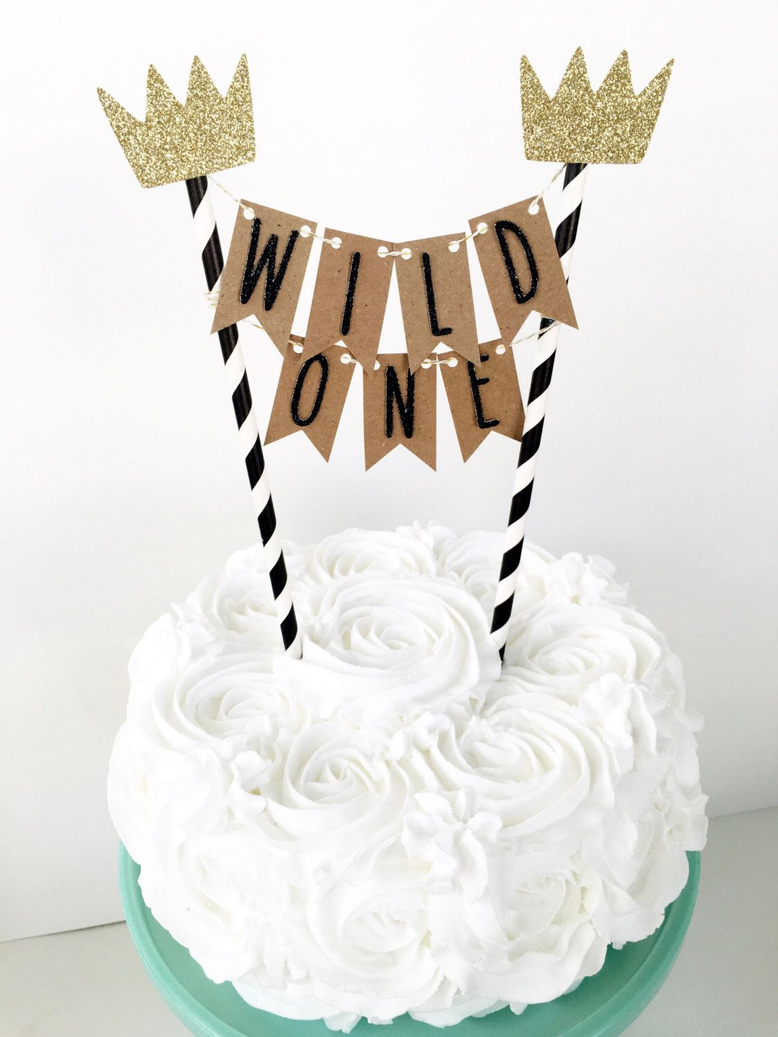 Where The Wild Things Are Cake Topper / Wild One Cake