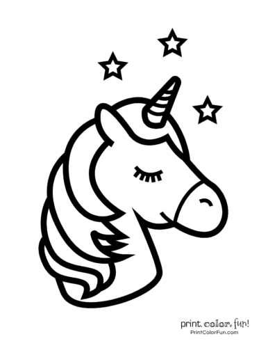 100 Magical Unicorn Coloring Pages The Ultimate Free Printable Collection At Print Color Unicorn Coloring Pages Unicorn Pictures To Color Unicorn Pictures