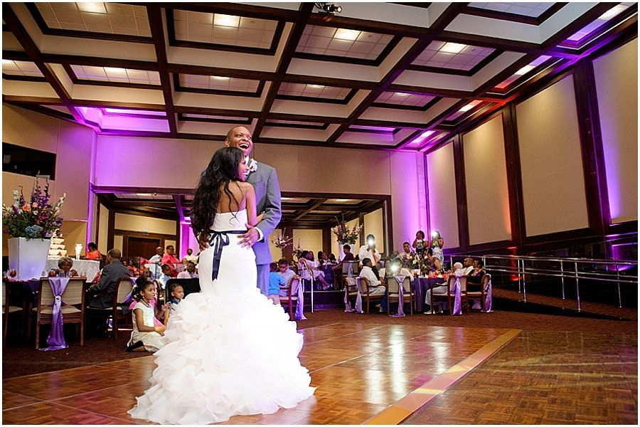 First Dance Russandra Courtney Beeson Banquet Hall The Harbert Center Photo Credit