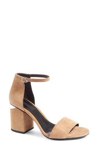 Abby' Ankle Strap Sandal ALEXANDER WANG | Footwear | Ankle