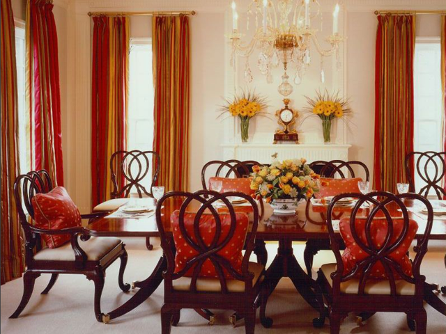 Captivating Traditional Dining Room, Brown Davis Interiors, Inc., Via Stacey At  ThisLovelyHome.