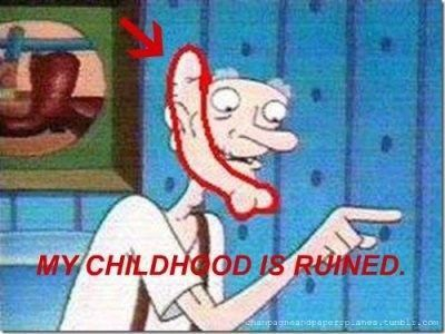 12 Inappropriate Jokes From Nickelodeon Cartoons That Will Scar