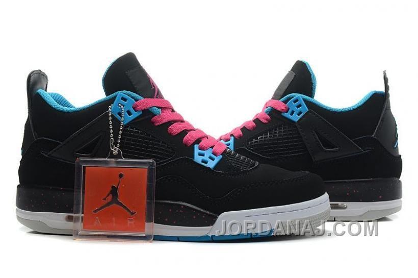 ae3d93ef4f815b Nike Air Jordan 4 Retro 30th Teal Review YouTube Shoes