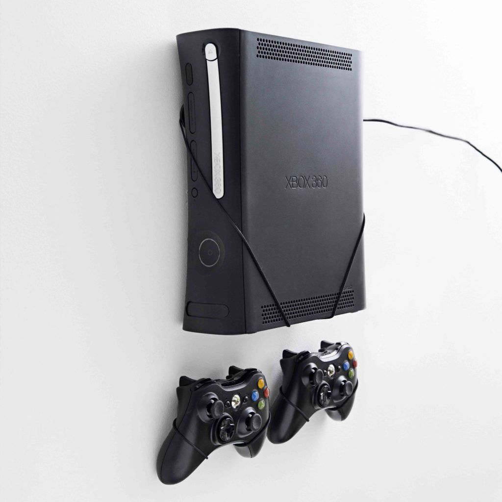 Playstation 4 Ps4 Wall Mount By Floating Grip Display Your Ps4 Ps4 Wall Mount Playstaion Wall Mount