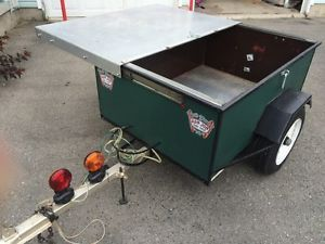 Utility Trailers For Sale Ontario >> Great Small Utility Trailer London Ontario Image 1 Camping