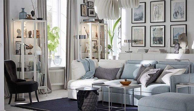 Soluzioni d'arredo   Set soggiorno, Idee per decorare la ...